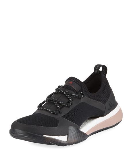 adidas by Stella McCartney PureBoost X Mesh Sneakers,
