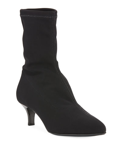 Dallas Microfiber Stretch Sock Booties