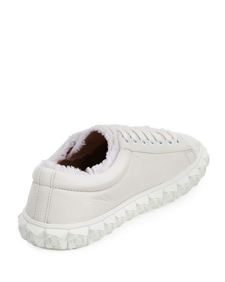Fringie Coverstory Low-Top Sneakers