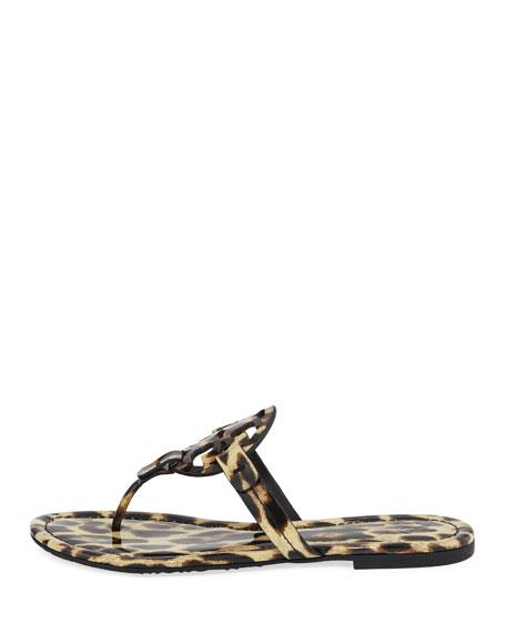 Miller Printed Flat Thong Sandal