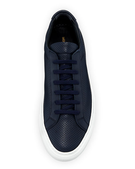 Original Achilles Low-Top Perforated Sneakers