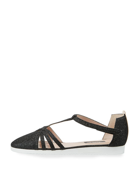Carrie Meteor Glitter Sneakers Sandal