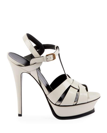Tribute 105mm Patent Platform Sandal