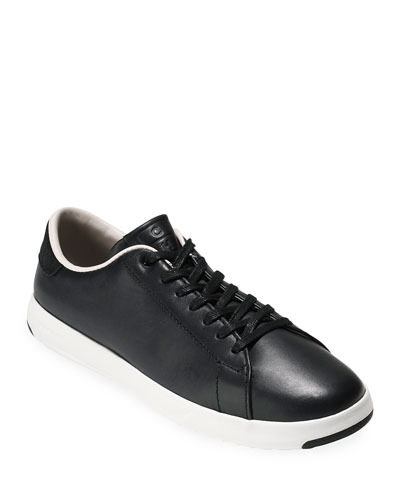 GrandPro Leather Tennis Sneakers