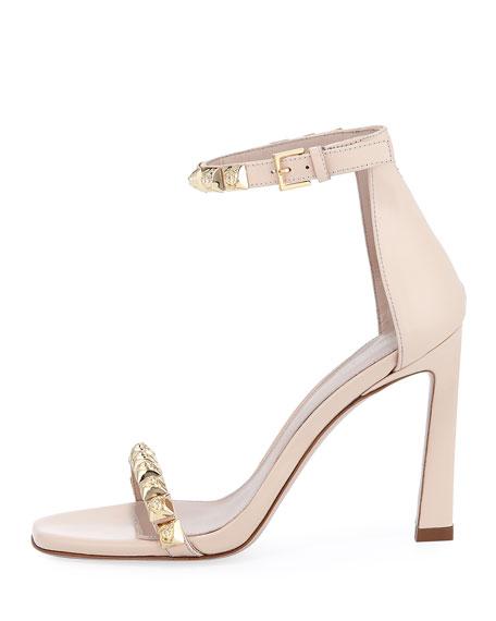 100ROSIST Studded High Sandal