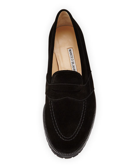 Consulta Buck Suede Loafer