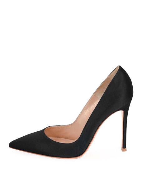 Gianvito Silk 105mm Pump