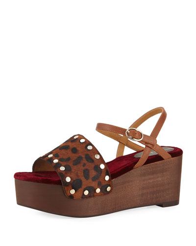 Galla Strappy Platform Sandals
