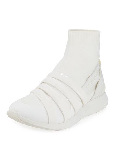 Banner Performance Sock Sneakers