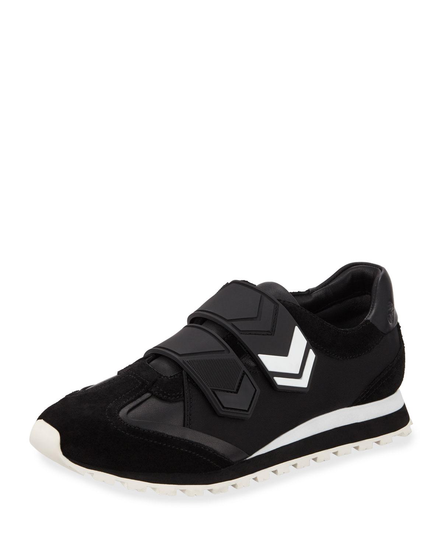 180a3eacecc6 Tory Sport Chevron 2-Strap Sneakers