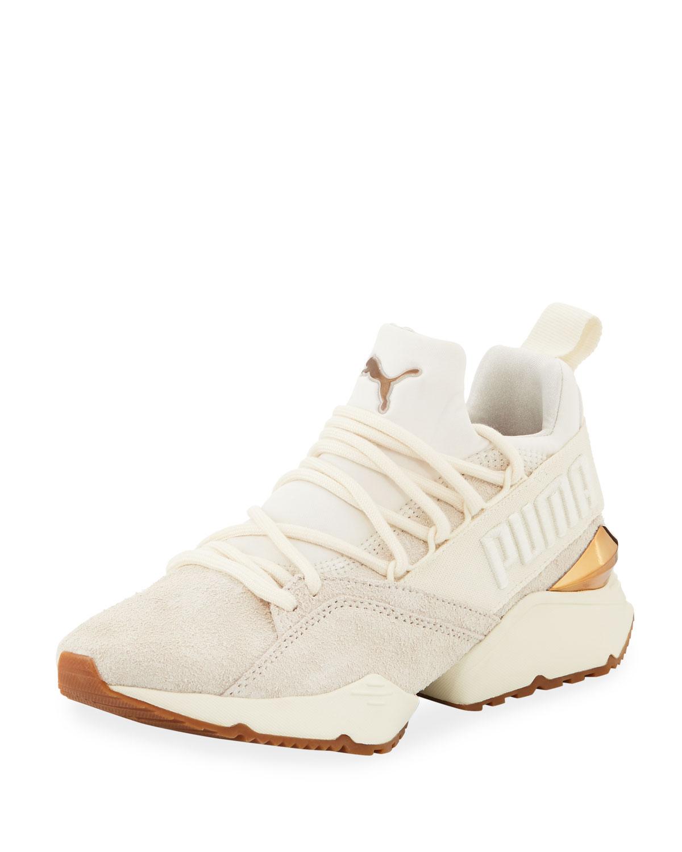 Puma Muse Maia Utility Sneakers  31e288b1f