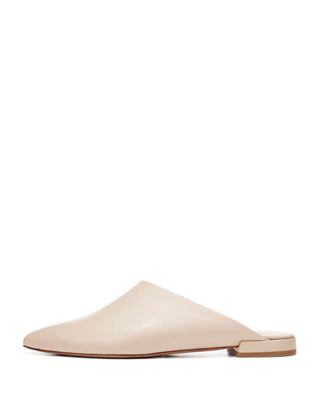 Danna Siviglia Calf Leather Mules
