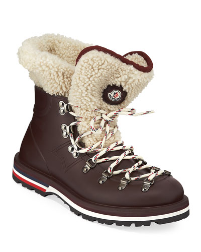 Inaya Scarpa Lace-Up Hiking Boots