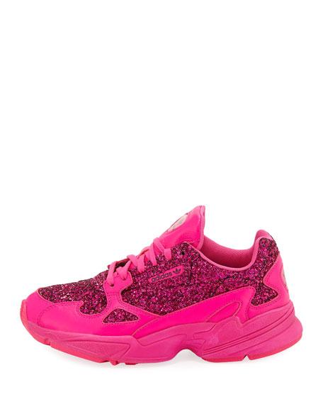 Falcon Women's Glitter Sneakers