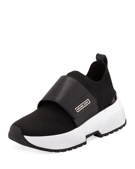 Cosmo Knit Slip-On Sneakers