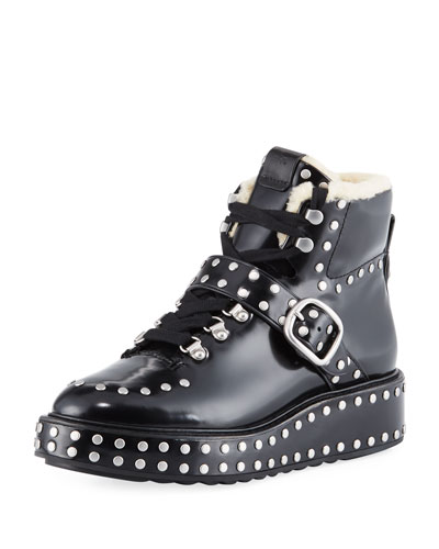 Urban Hiker Studded Boots