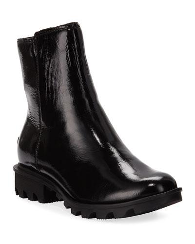 Phoenix Shiny Tall Boots