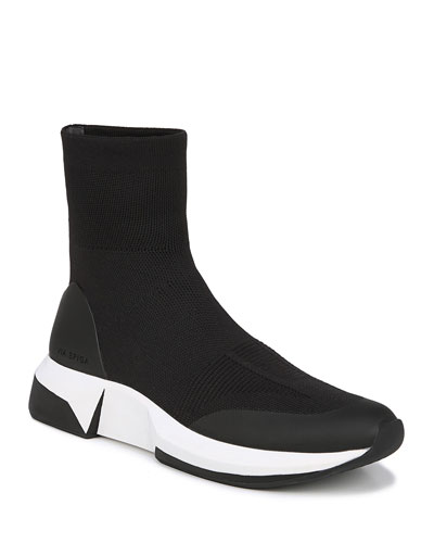 Verion Stretch-Sock Sneakers