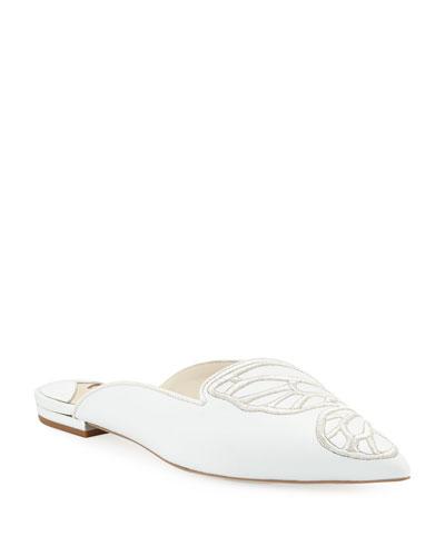 Bibi Butterfly Slipper Ballet Flats