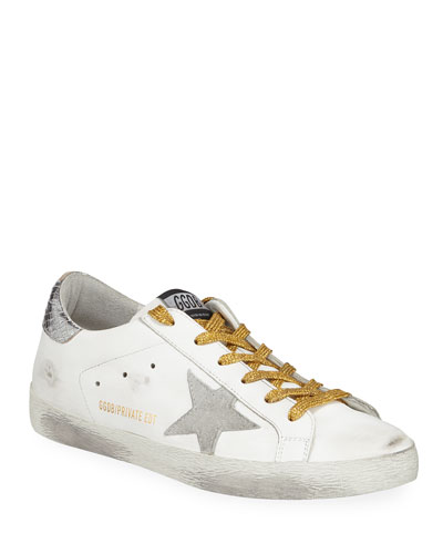Mix Match Platform Sneakers
