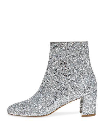 Glitter 65mm Ankle Booties