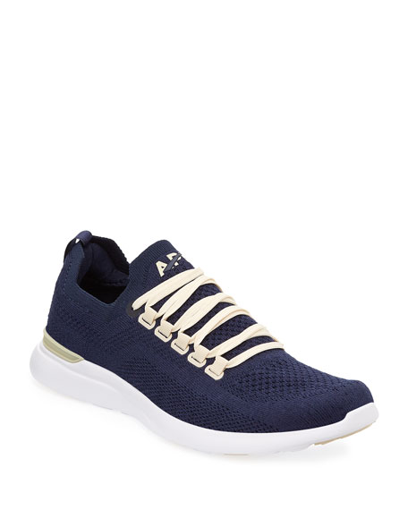 Apl Athletic Propulsion Labs TECHLOOM BREEZE KNIT MESH SNEAKERS