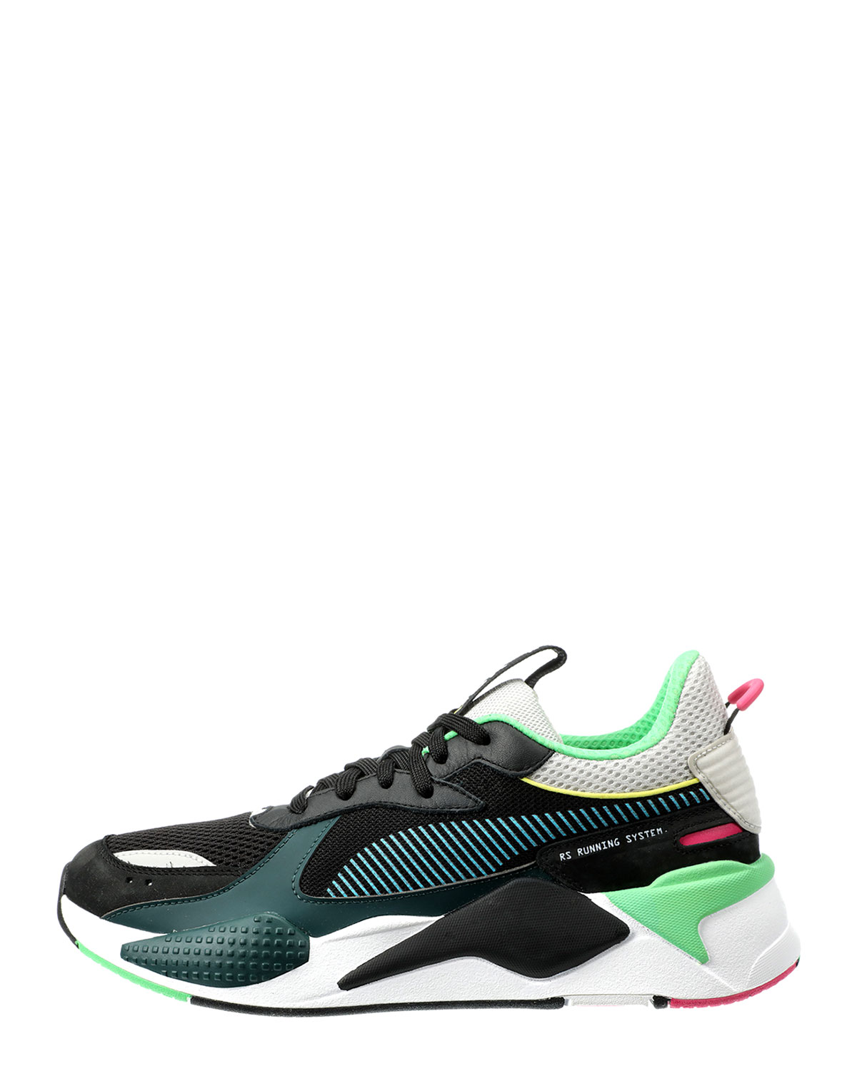 f5bfb25abe2 Puma RS-X Toys Colorblock Mixed-Media Dad Sneakers
