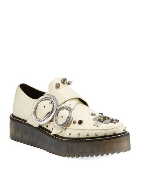 Coach Western Creeper Chunky Sneakers