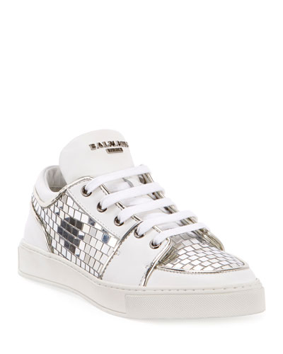 Jyoti Low-Top Sneakers