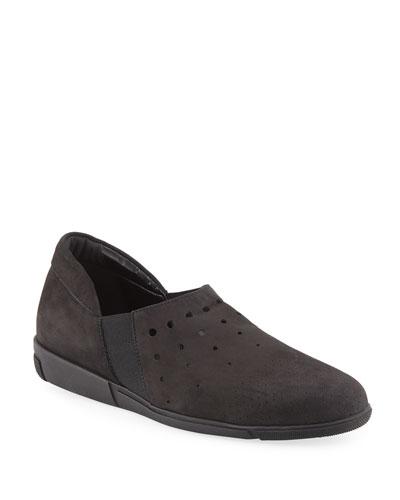 Dana Comfort Slip-On Walking Shoes