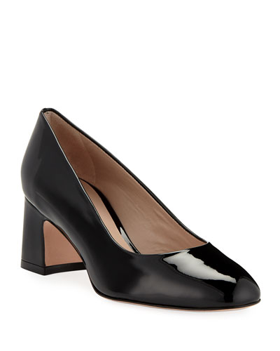 Mary Ann Patent Pumps