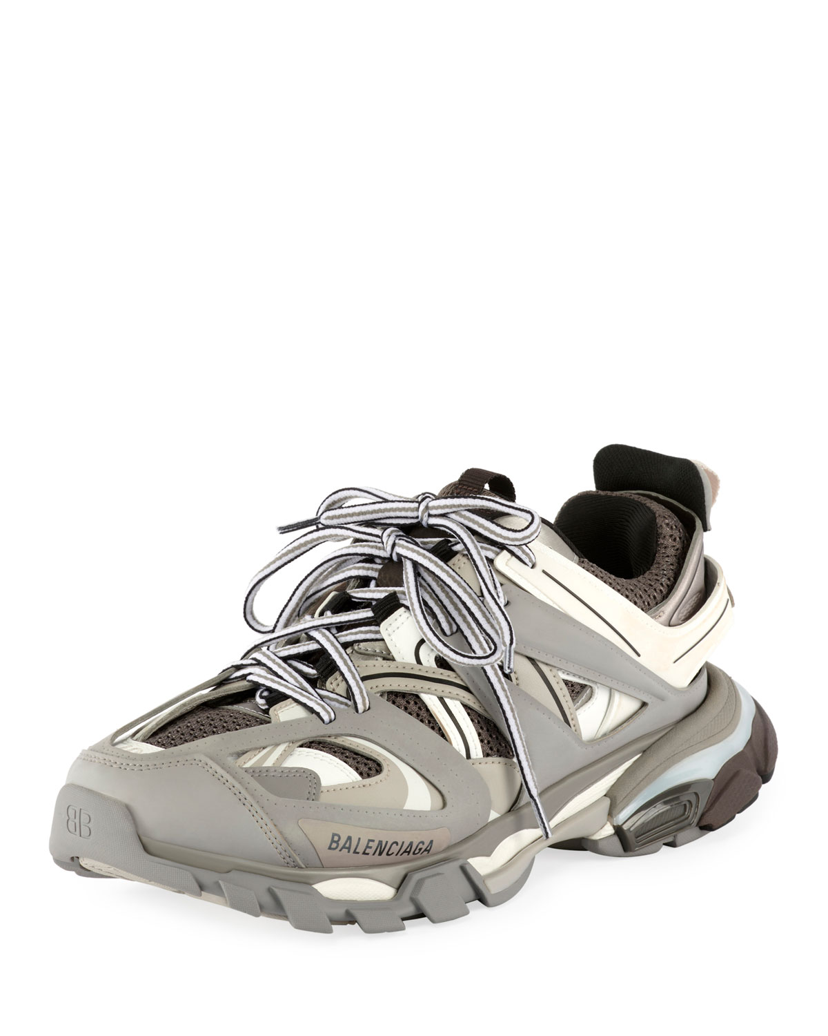179dcbedd30ff Balenciaga Women s Track Mixed-Media Sneakers