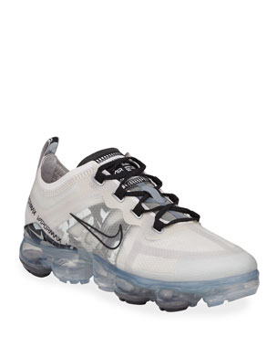 c571c524 Nike Air VaporMax 2019 Mesh Trainer Sneakers