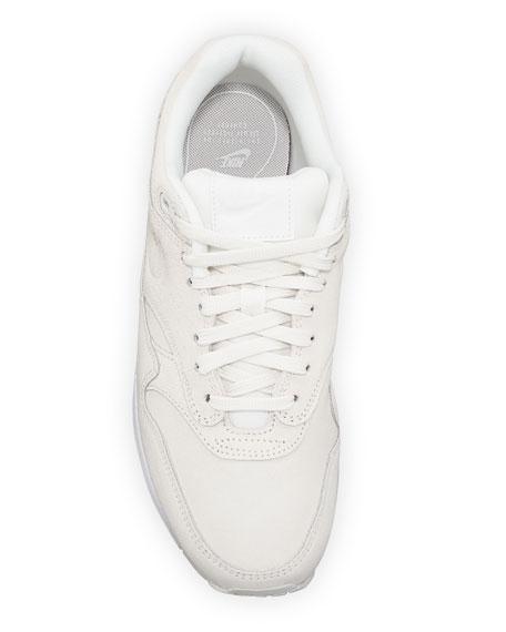Nike Air Max 1 Premium Leather Sneakers