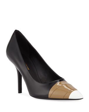 048ba62558f0 Burberry Women s Shoes   Sandals at Neiman Marcus