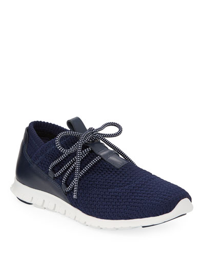 Zerogrand Quilted Stretch Sneakers