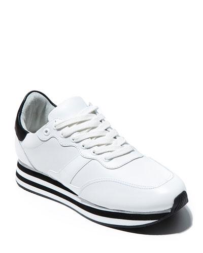 Magman Leather Sneakers