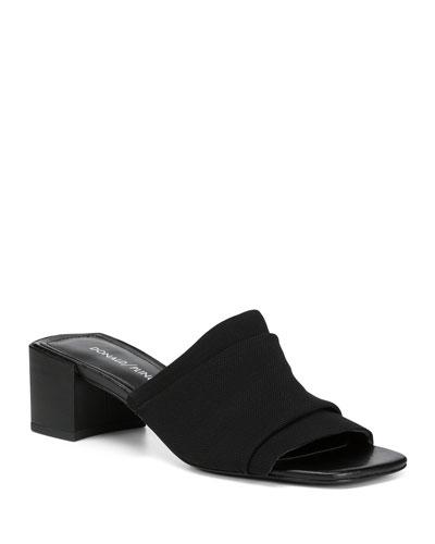 Brit Easy Mesh Slide Sandals