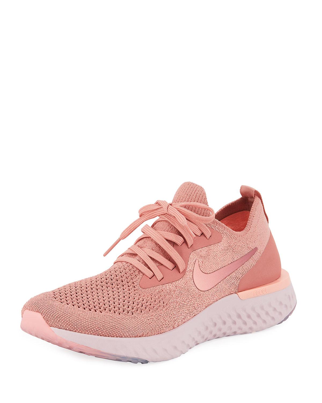 7fa17bbb767d Nike Epic React Flyknit Women s Running Sneakers