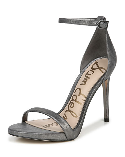 8cc5de84c06 Sam Edelman Ariella Metallic Leather Sandals from Neiman Marcus ...