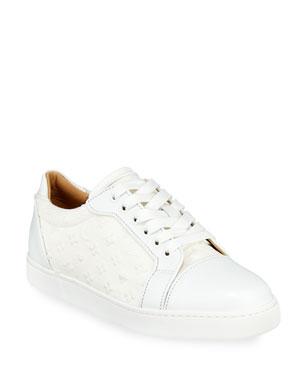 ff8f54afb1a5 Christian Louboutin Vieira Orlato Flat Sneakers