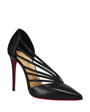 932f762e4e68 Christian Louboutin Antinorina Red Sole Pumps