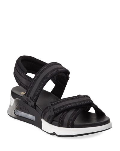 Lewis Neoprene Grip-Strap Sandals