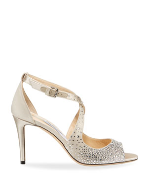 345437473ab Bridal & Wedding Shoes at Neiman Marcus