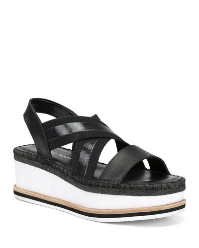 Audrey Comfort Wedge Sandals