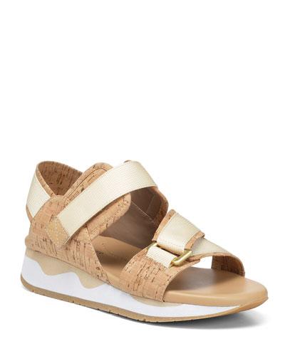 Sarra Cork Sport Sandals