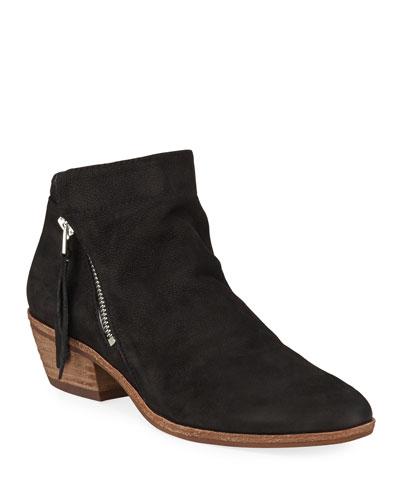 099cbf543 Sam Edelman Winona Leather Booties from Saks Fifth Avenue - Styhunt