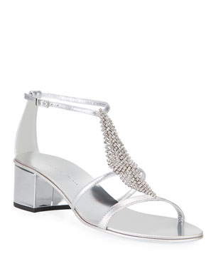 edb2112cb105 Giuseppe Zanotti Women s Shoes   Heels at Neiman Marcus