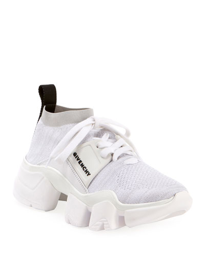 Jaw Low-Top Sock Sneakers