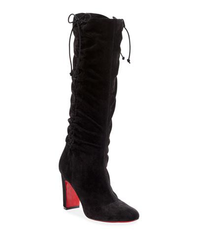 Douce Scrunch Tall Boots